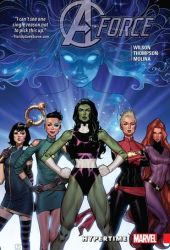 A-Force, Volume 1: Hypertime Book Pdf