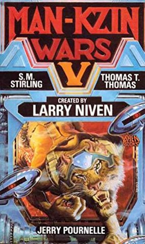 Man-Kzin Wars V (Man-Kzin Wars Series)