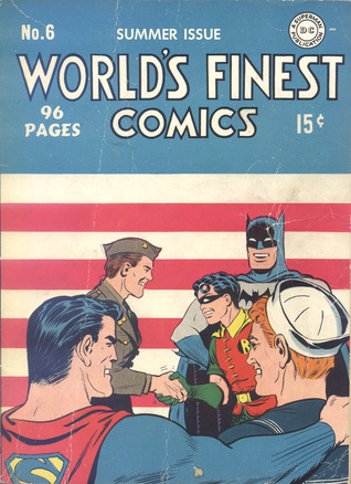 World's Finest Comics (1941-) #6