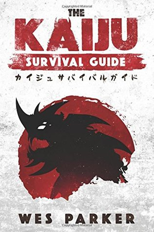 The Kaiju Survival Guide Book Cover