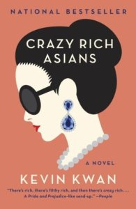Series Review: Crazy Rich Asians by Kevin Kwan
