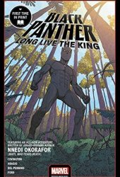 Black Panther: Long Live the King Book