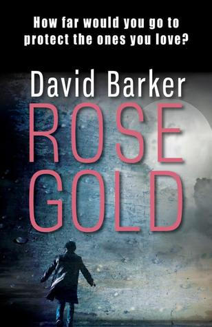 Rose Gold Book Cover