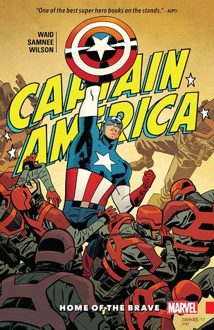 Captain America by Mark Waid: Home of the Brave