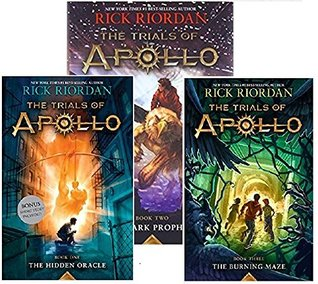 Trials of Apollo [3 Book set]