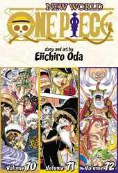 One Piece (Omnibus Edition), Vol. 24: Includes vols. 70, 71  72 Book