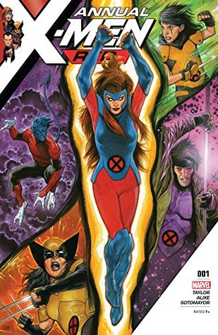 X-Men Red (2018) Annual #1