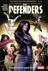 Defenders, Vol. 2: Kingpins of New York Pdf Book