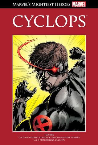 Cyclops (Marvel's Mightiest Heroes Graphic Novel Collection #20)