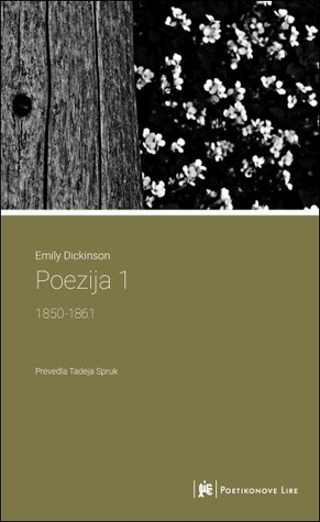 Poezija 1 (1850 - 1861)
