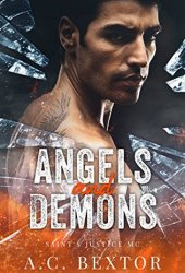 Angels and Demons (Saint's Justice MC #1) Pdf Book
