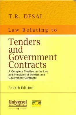 Law Relating to Tenders and Government Contracts