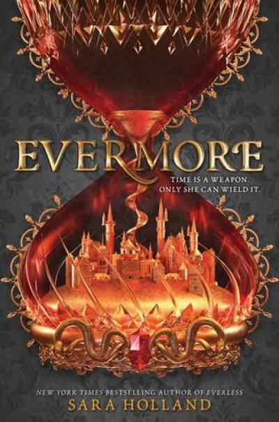 Book Cover of 'EverMore' by Sara Holland - December New Release