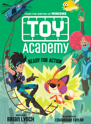Ready for Action (Toy Academy #2)