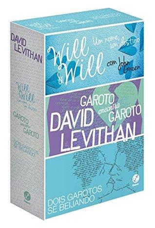 David Levithan - Caixa