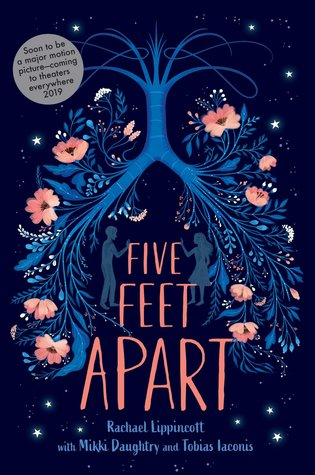 Recensie: Five feet apart van RAchael Lippincot, Mikki Daughtry en Tobias Laconis