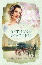 A Return of Devotion (Haven Manor, #2)