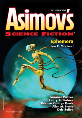 Asimov's Science Fiction, July/August 2018