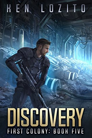 Discovery (First Colony #5)