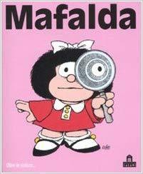 Mafalda 8. Oltre le strisce