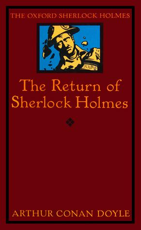 The Return of Sherlock Holmes (Sherlock Holmes, #6)
