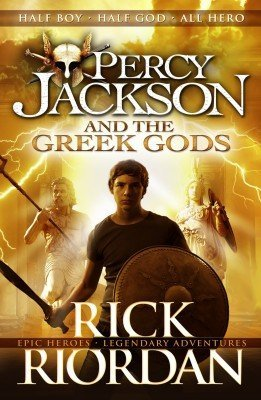Percy Jackson and the Greek Gods (English)