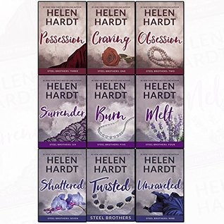 steel brothers saga series 1, 2 and 3 : 9 books collection set by helen hardt