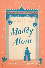Maddy Alone: Blue Door 2 (Blue Door #2) by Pamela Brown
