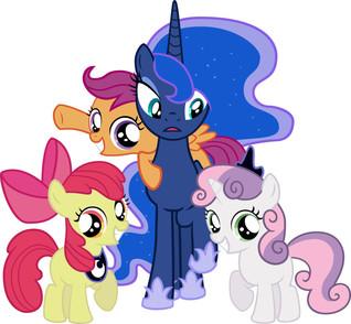 Luna's Foalsitting Business
