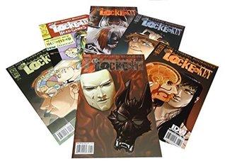 Locke & Key 2 Head Games 6 Issues First Printing Comics Set