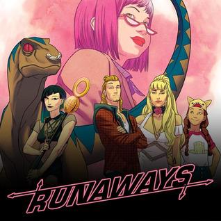 Runaways (2017-) (Issues #1-3) (3 Book Series)