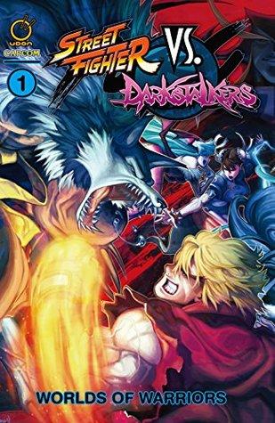 Street Fighter VS Darkstalkers Vol. 1: World of Warriors