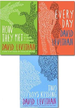 David Levithan Collection 3 Books Set