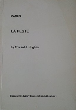 La Peste, Camus: Critical Monographs in English