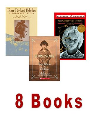 Holocaust Books Set for Kids: Number the Stars; Letters From Rifka; the Rabbi's Girls; True Stories of Children in the Holocaust; the Girl Who Survived (An Unofficial Box Set)