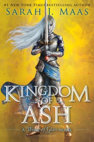 Kingdom of Ash (Throne of Glass, #7) Book Pdf ePub