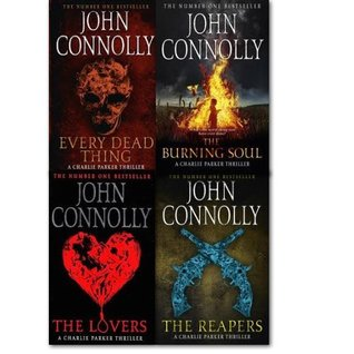 John Connolly A Charlie Parker Thriller Collection 4 Books Set.