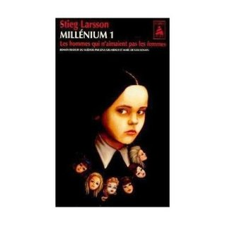 Millenium, Tome 1 : Les hommes qui n'aimaient pas les femmes (French edition of The Girl with the Golden Tattoo