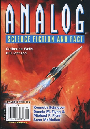 Analog Science Fiction and Fact November/December 2017