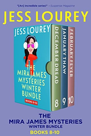 Mira James Mysteries Winter Bundle, Books 8-10 (December, January, February): Three Full-length, Funny Mystery Novels (A Mira James Mystery Collection Book 3)