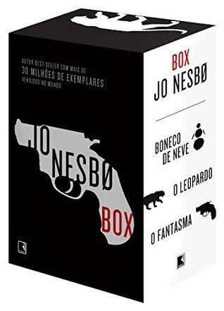 Jo Nesbø - Caixa Exclusiva