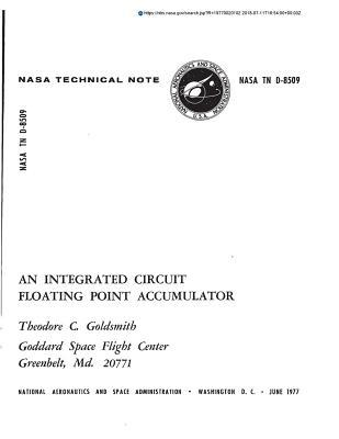 An Integrated Circuit Floating Point Accumulator