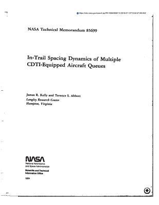 In-Trail Dynamics of Multiple Cdti-Equipped Aircraft Queues