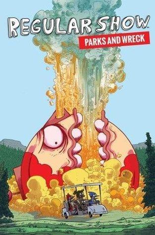 Regular Show Ogn 4 Parks And Wreck