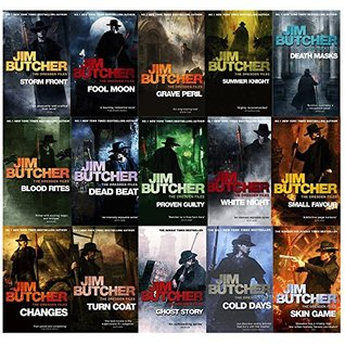 Dresden Files Collection