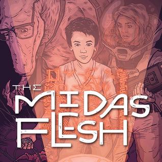 The Midas Flesh (Issues) (8 Book Series)
