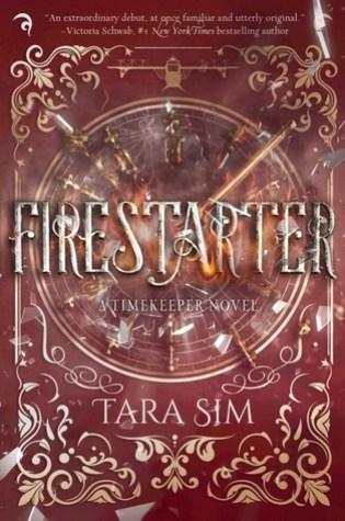 Firestarter (Timekeeper #3) Book Pdf ePub