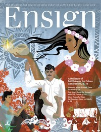 The Ensign - July 2018