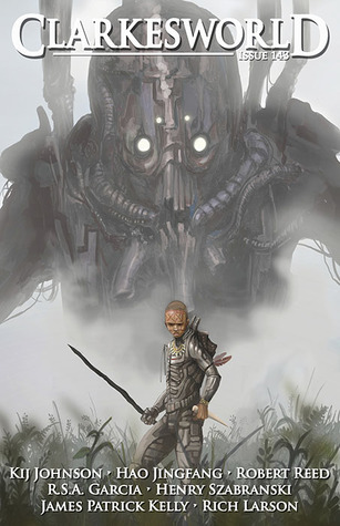Clarkesworld Magazine, Issue 143
