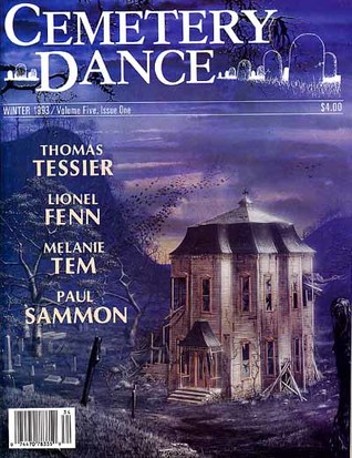 Cemetery Dance: Issue 15